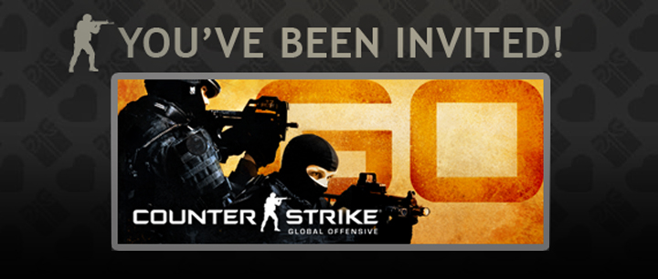 cs:go beta invite