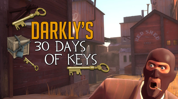 TF2 Trade Keys Giveaway